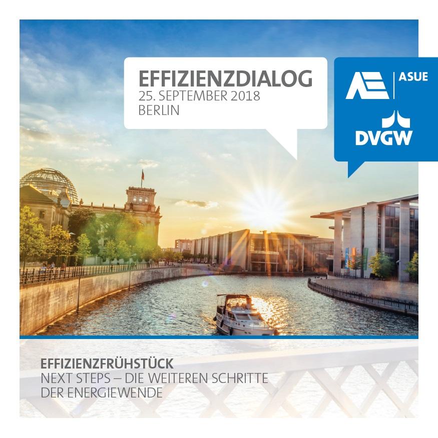 Einladungskarte ASUE Effizienzdialog 2018 herunterladen