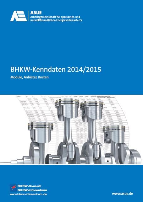 BHKW Wirkungsgrade Leistungen Kenndaten 201415