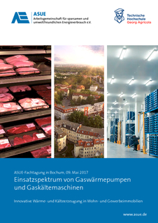 Marktübersicht Gaswärmepumpen Gaskälteanlagen 2017